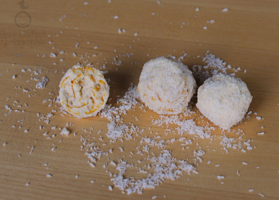 Gluten-free Raffaello-Imitation