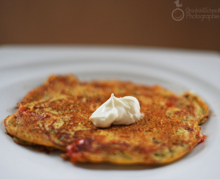 Mari's Pudla (Indian Chickpea Pancakes)