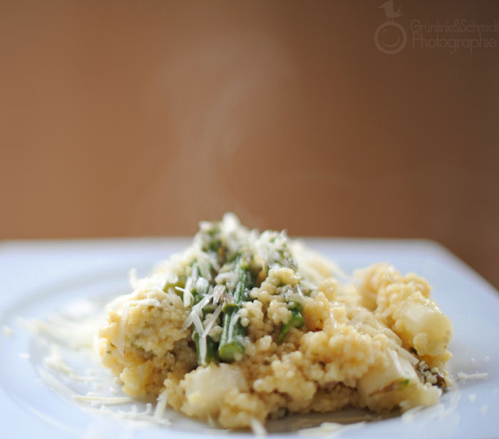 Millotto (Millet Risotto)