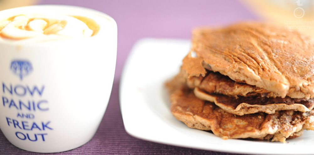 IHOP-style gluten-free Harvest Grain & Nut Pancakes