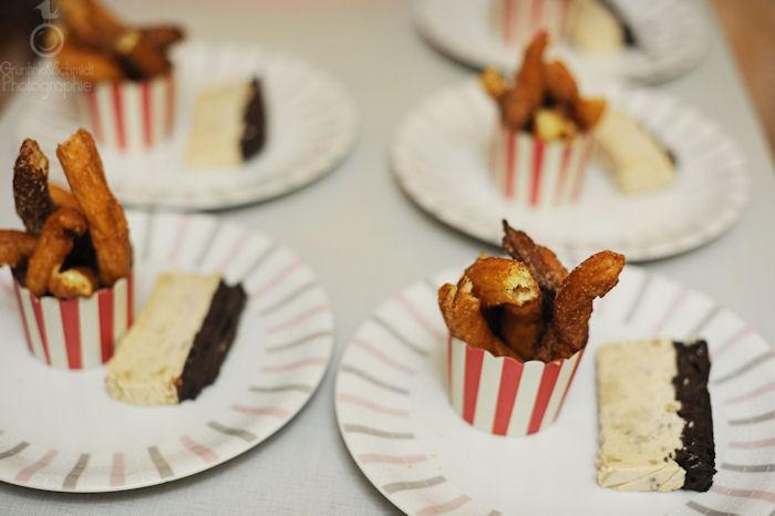 Gluten-free Churros
