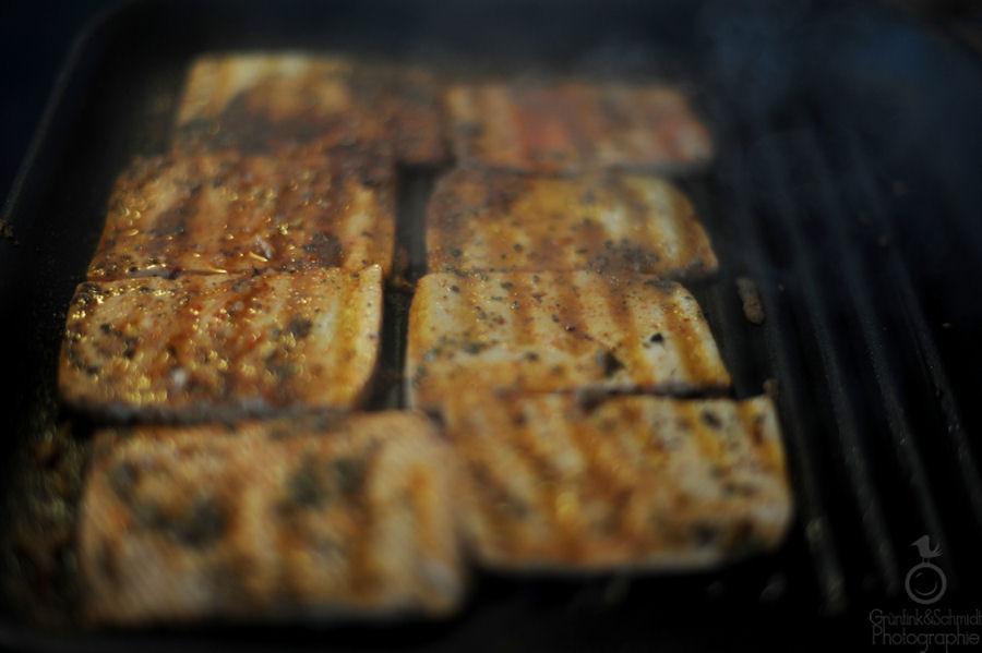Cajun Style Tofu