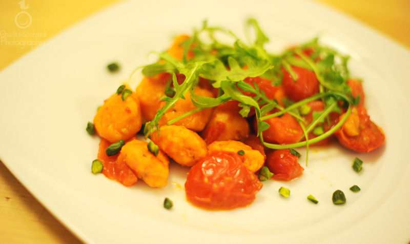 Will you be my Sweet Potato Gnocchi Carnivalentine?