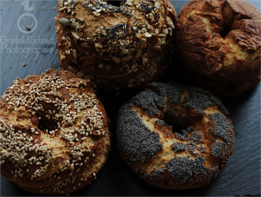The best gluten-free bagels EVER!