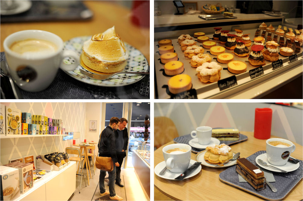 Café Pinson, Helmut Newcake and VegetHalles – Stuffed and Happy in Paris!