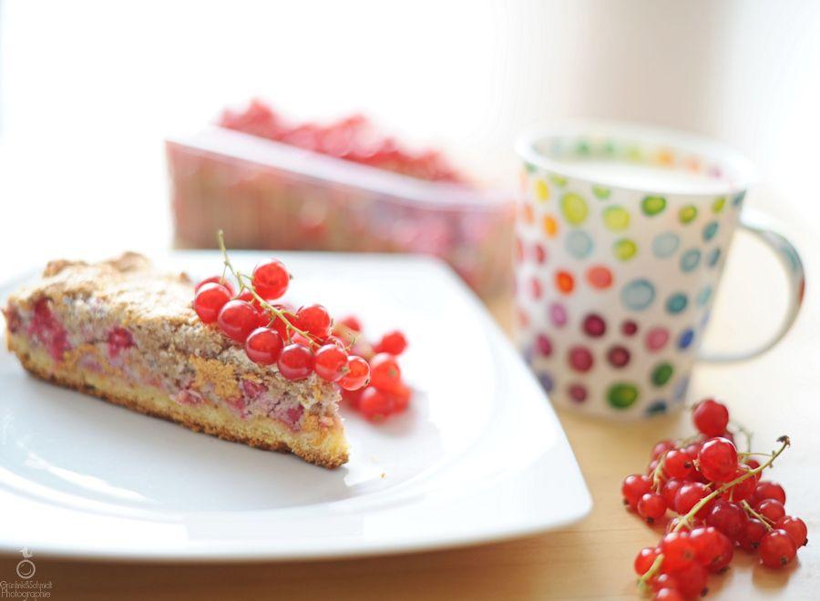 Gluten-free Redcurrant Pie
