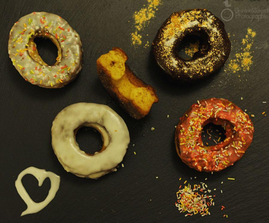 Gluten-free Doughnuts and Doughnut-Holes